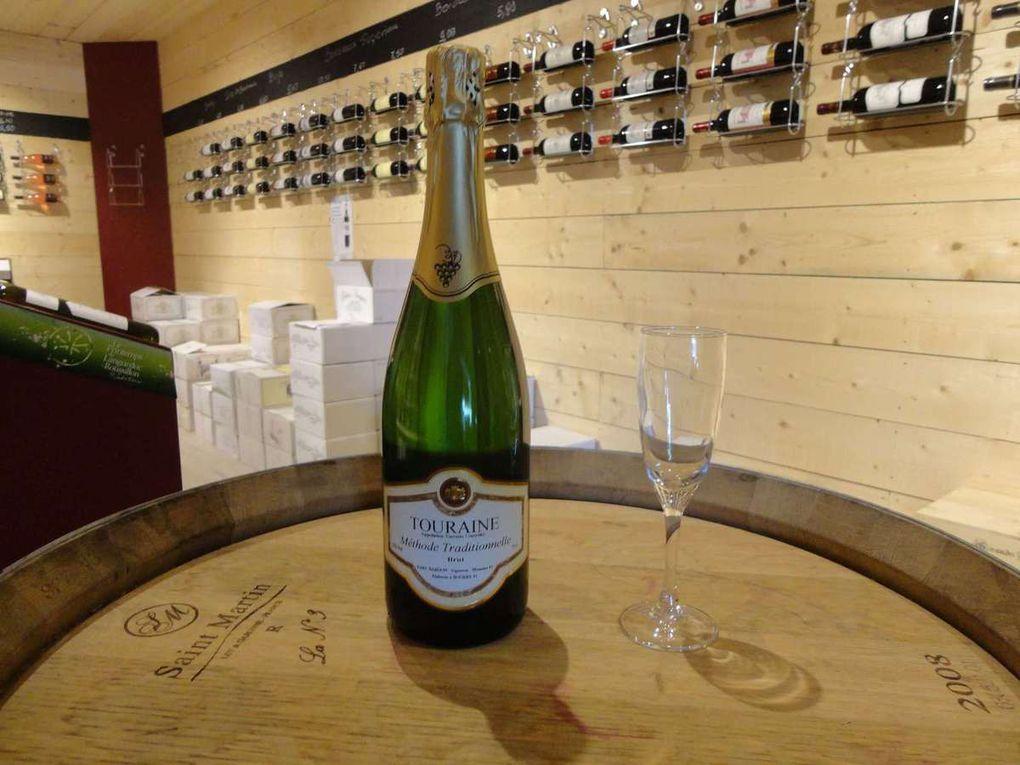 La Roche Derrien : Vins du Domaine Saint Roch et Valencay au Cellier du Jaudy