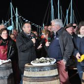 Saint Vaast la Hougue : Thalassa en direct - Le Val de Saire par Ph L