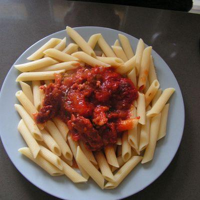 Sauce tomate au cookéo