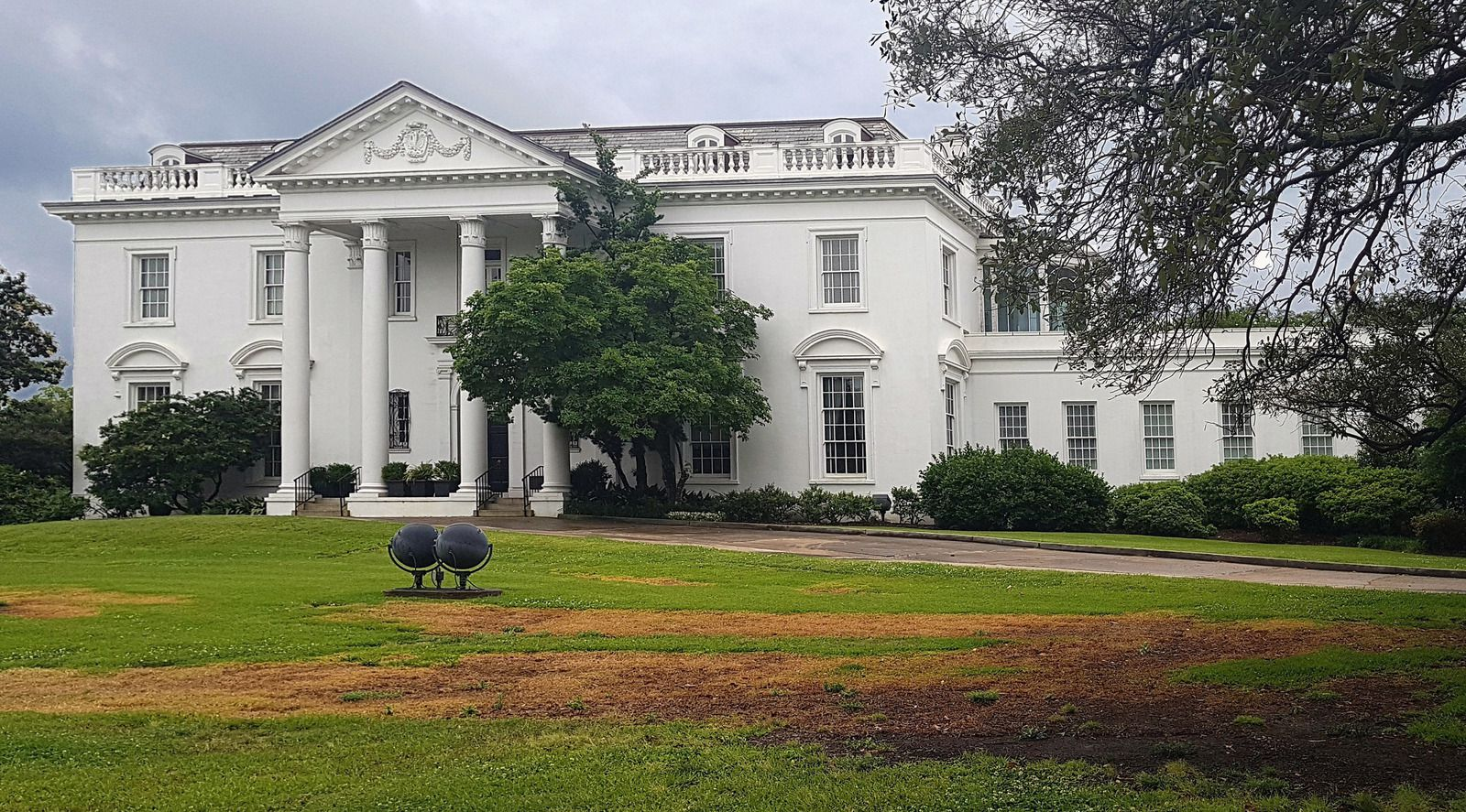 Baton Rouge Governor's Mansion