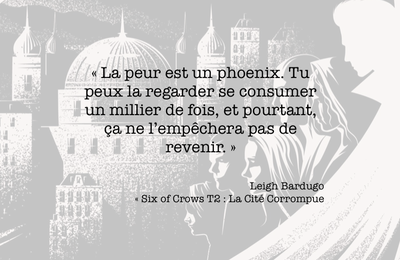 Citation Leigh Bardugo