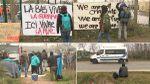 [Calais] Les migrants dénoncent des violences policières et demandent le soutien des élus