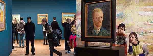 Van Gogh Museum number one in Europe