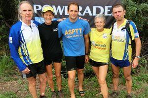 Trail de Païta le 21 juin 2015