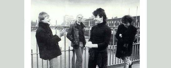 U2 -Boy Tour -07/09/1980 -Londres  -Angleterre - Lyceum Ballroom