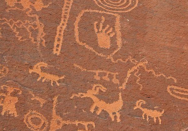 Etats-Unis : Les pétroglyphes de Valley of Fire