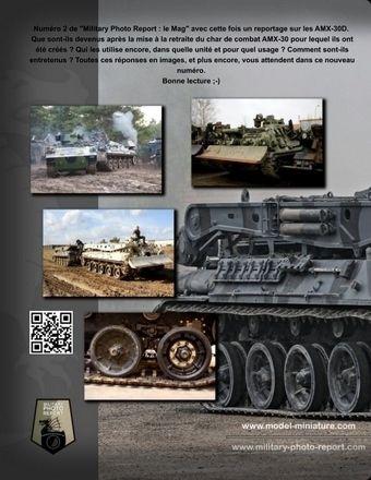 N°2 : l'AMX-30D
