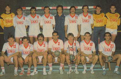 Le handball prépare les 30 ans du titre national