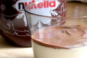 Pana Cotta au Nutella®