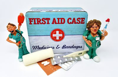 Some Important First Aid Kit Supplies