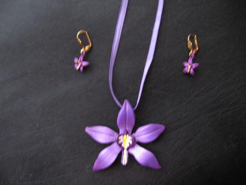 Album - orchidées