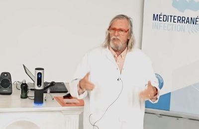 Pr Raoult : « L'âge moyen ici [à l'IHU] de la mortalité chez les patients hospitalisés est de 81 ans »