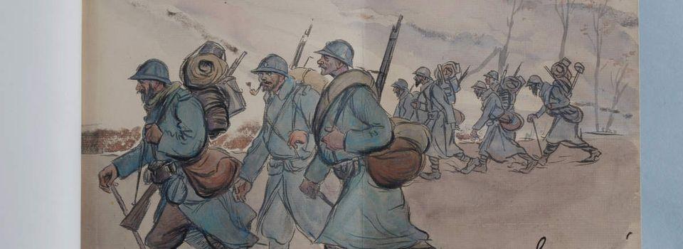 Le dico de 1914-1918 en Périgord, Auvergne, Berry, Limousin