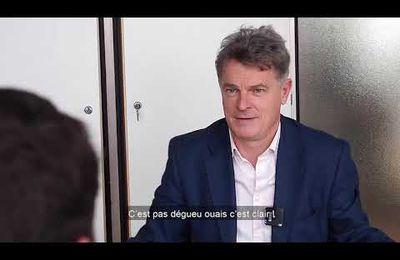En immersion avec Fabien Roussel / Vlog #2 : Un engagement dans le parti et sur le terrain