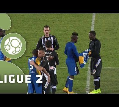 Résumé du match Créteil-Angers
