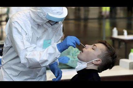 """""""Les vaccins ne signifient pas zéro Covid"""", prévient l'OMS!"""