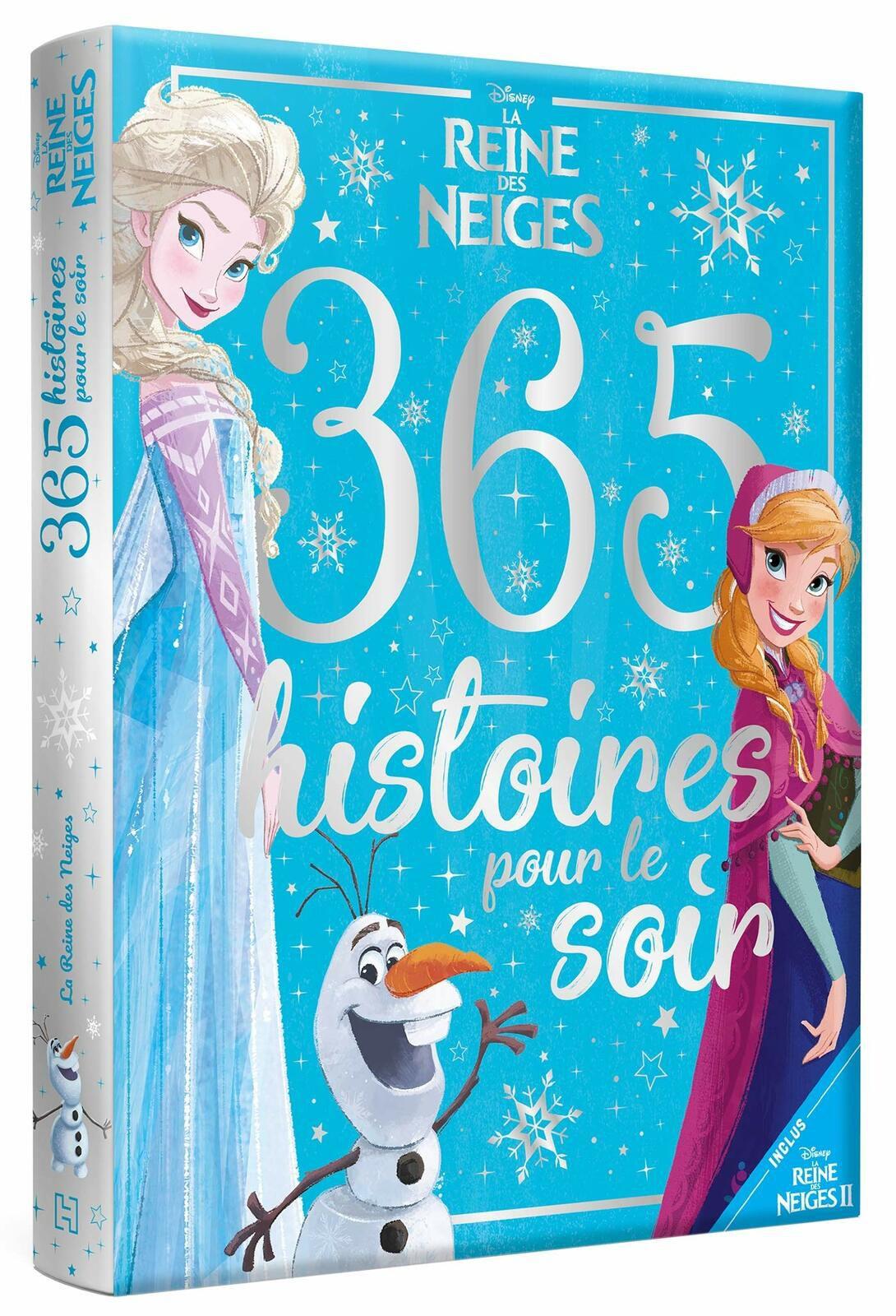 Anna aime Elsa - 20 Janvier (La Reine des Neiges - 365 histoires du soir) [Dossier Lecture][Reine des Neiges][Maternelle][CP]
