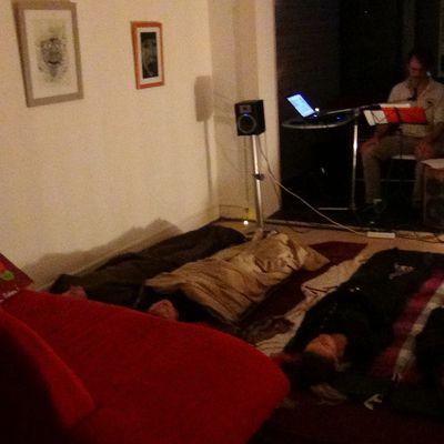 Concert-Relaxation Terrifique : L'Incertitude des Ombres