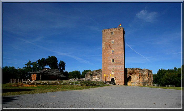 Diaporama château de Montaner
