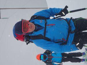 Ski de Rando aux Lofoten - Apoutsiak chez les Vikings - J 4 - Sautinden