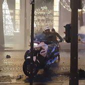 La vérité sur la vidéo des trois motards de la police Avenue des Champs-Elysées