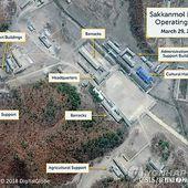 """Sites de missiles """"non déclarés"""" de la Corée du Nord : rien de nouveau sous le soleil, mais un plan com' savamment huilé qui mène à la guerre - Association d'amitié franco-coréenne"""