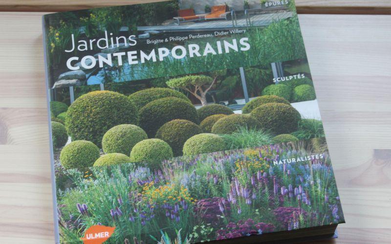 """Le livre """"Jardins contemporains"""""""