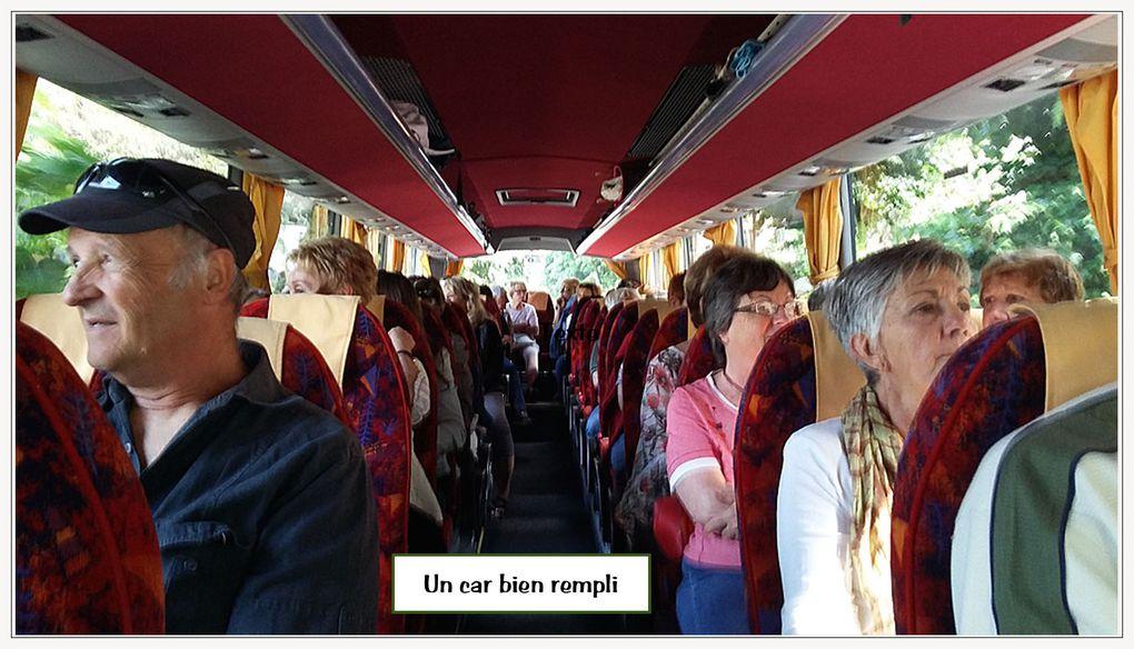 l'Association «Les Estubés Allons» de sortie à Vintimille