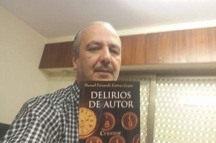 Delirios de autor, la esperada selección de cuentos de Manuel Fernando Estévez Goytre