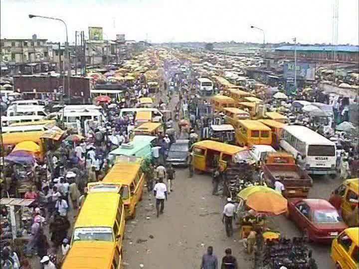 Imágenes de Lagos, Nigeria.- El Muni.