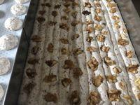 Finger aux noix caramélisées