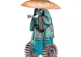 Contes de la lune vague après la pluie de Mizoguchi, à l'Opéra-Comique