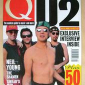 U2 -Magazine Q -Janvier 1993 - U2 BLOG