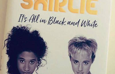 GEORGE MICHAEL - PERPSI & SHIRLIE - IT'S ALL IN BLACK AND WHITE !!