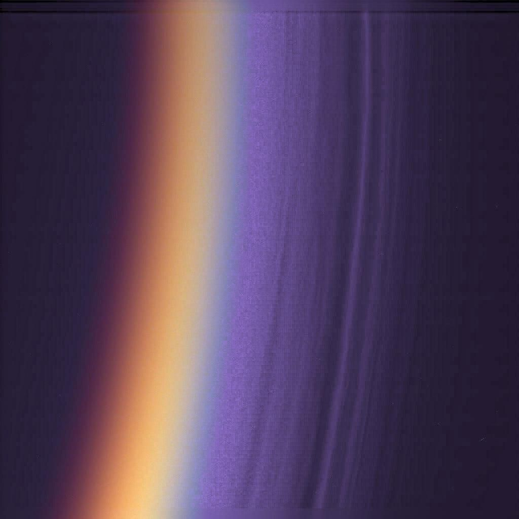 Titan's many layers (NASA/JPL/Space Science Institute)