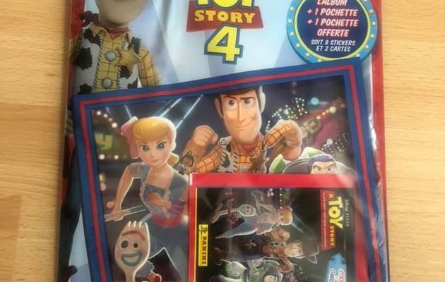 Pack Toy Story 4 Panini