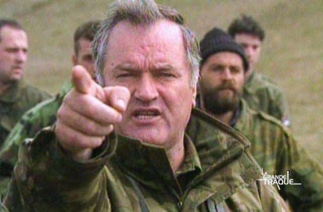 "Arrestation de Mladic, ""la grande traque"" ce mardi sur France 2."