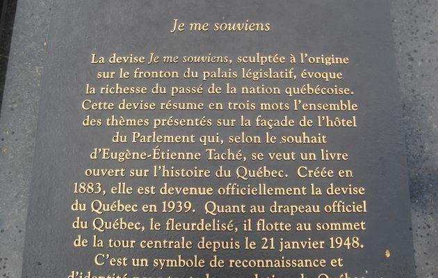 '' Québec ''