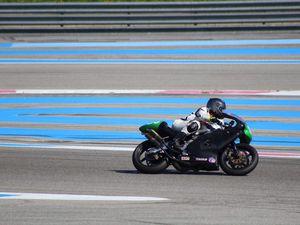 56 - Thierry BUTZBACH 250 SP Aprilia
