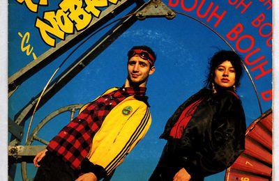Titi et Nobru - L'araignée (face B - la chanson qui fait peur quand on la chante) - 1990