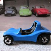 DUNE DADDY HOT WHEELS 1/64 - VOITURE MINIATURE BUGGY - car-collector.net