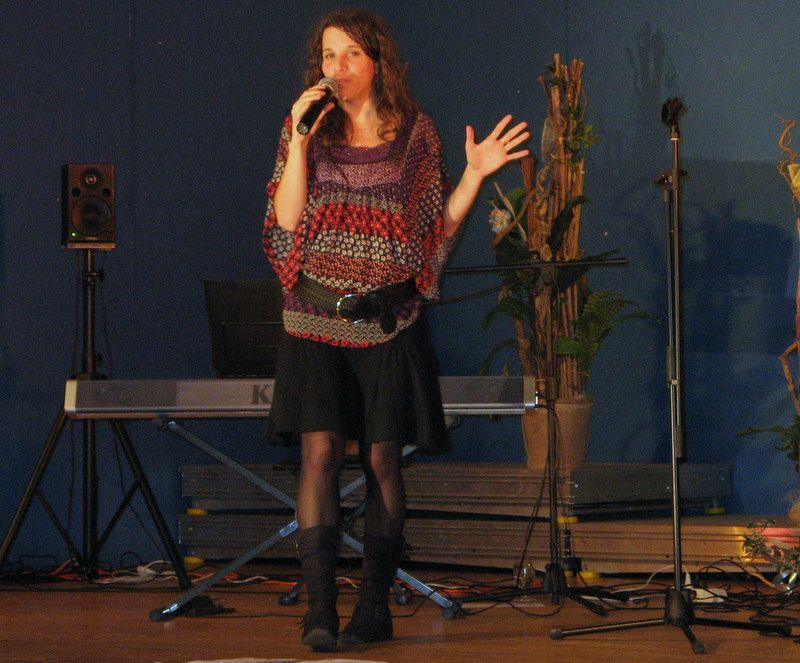 Salle du Ménec à Carnac le 8 novembre 2008