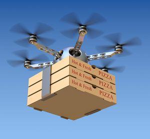 Le chiffre de la semaine : un marché mondial de 127 MD$ pour les drones
