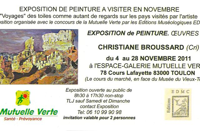 EXPO PERSONNELLE