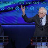 """Etats-Unis : le soutien populaire à Bernie Sanders, le candidat démocrate qui dénonce Hilary Clinton, comme """"adossée à Wall Street"""", exprime un changement politique positif aux USA - Ça n'empêche pas Nicolas"""