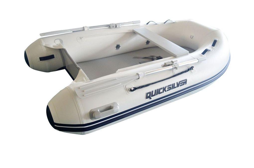 Scoop - Mercury Marine lance Quicksilver Inflatables, une nouvelle marque de semi-rigides !