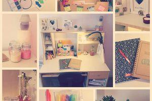 What's in my desk? La rentrée arrive...