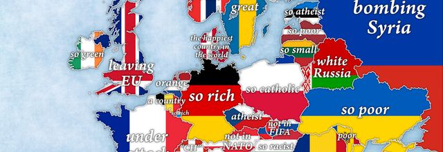 Pays européens : Why is...