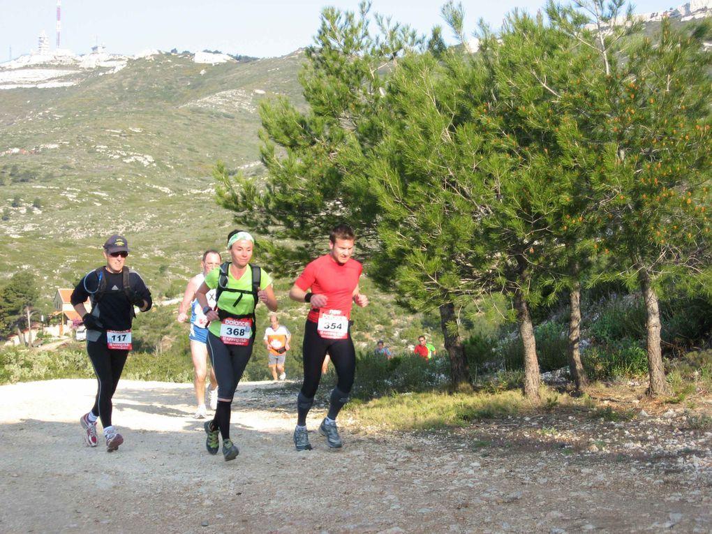 Les courses Nature et Montagne 2009, du départ à l'arrivée, en passant par l'Etoile. [touche F11 pour passer en plein écran]
