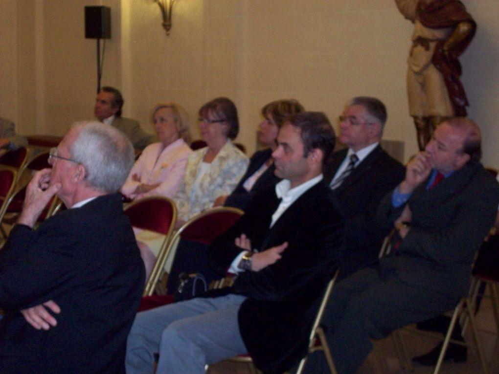 Débat de l'UGF sur le général de Gaulle au Sénat- 2010